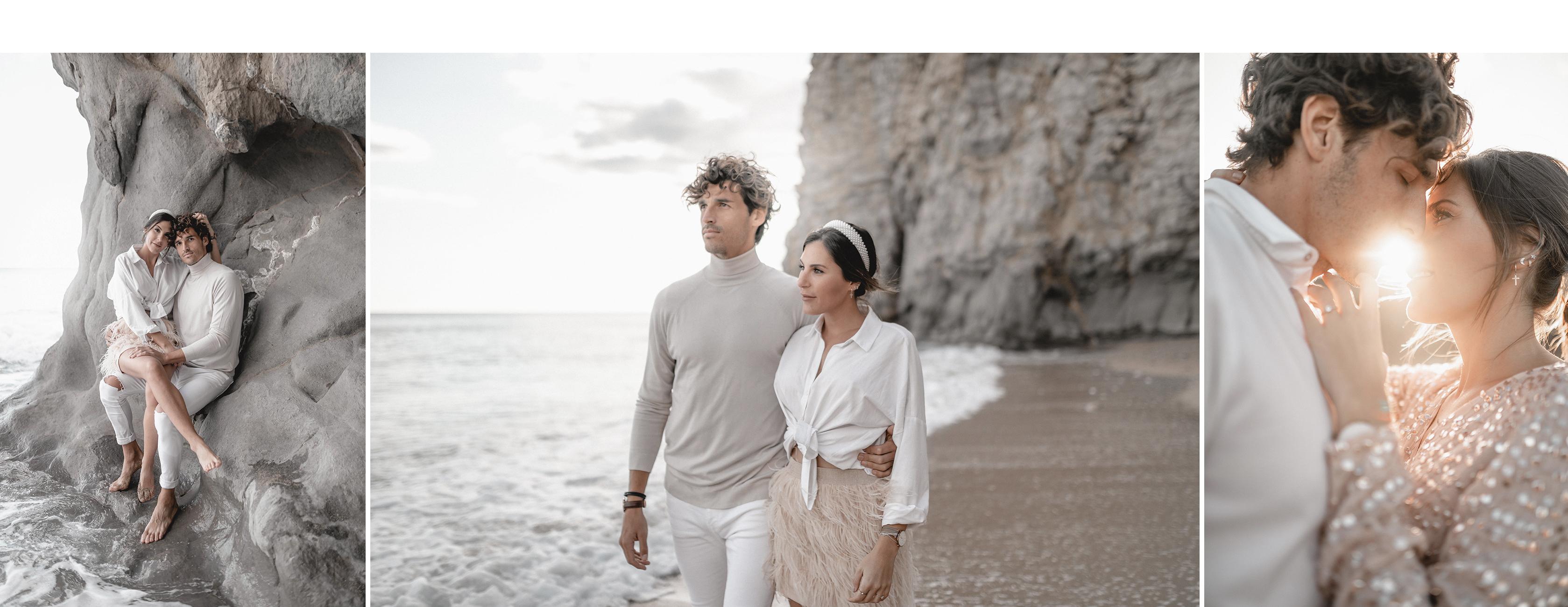 Hochzeitsfotograf am Strand von Ibiza in Spanien