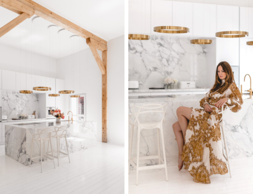 Interior love at Lena Terlutter's home