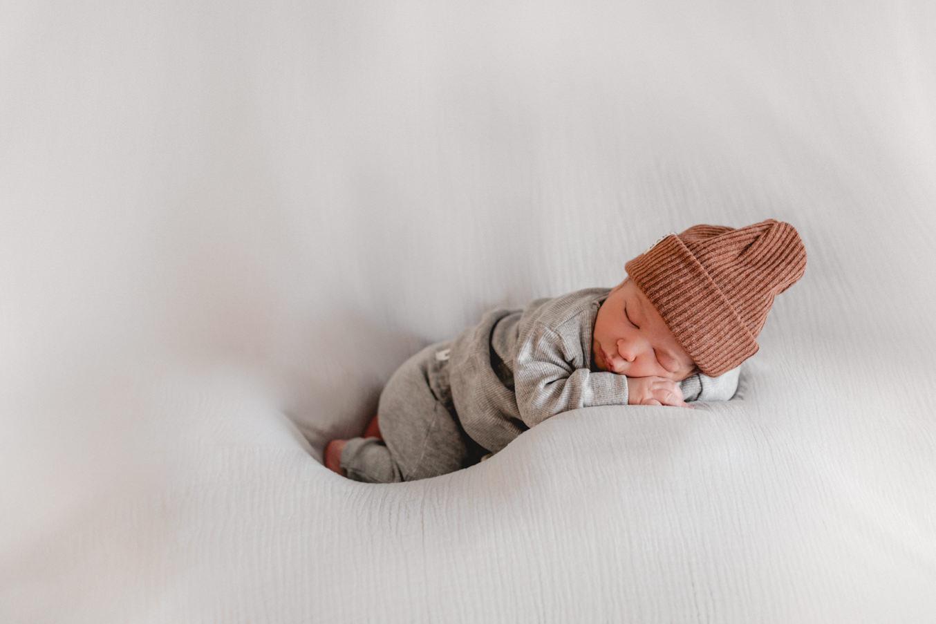 neugeborenen fotograf Düsseldorf Baby Shooting